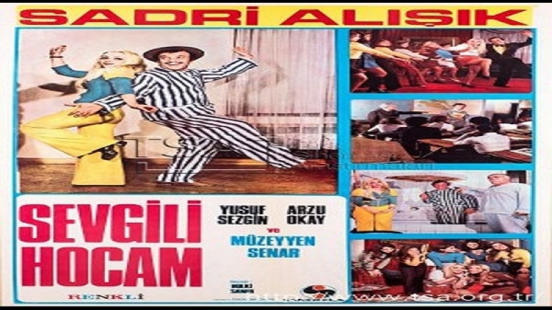 Sevgili Hocam - Hulki Saner 1973 Sadri Alisik, Timuçin Caymaz, Oktar Durukan