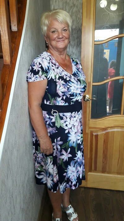 Тамара Федина