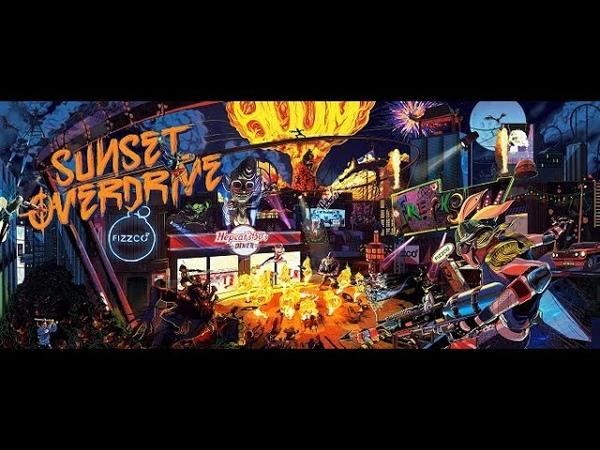 Sunset Overdrive официально подтвержден к релизу на PC, опубликован релизный трейлер