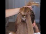 Впечатляющие причёски для малышек!Оочень нежно