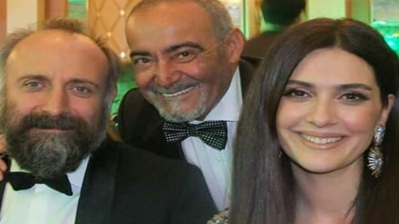 Bergüzar Korel and Halit Ergenç Wins Best Actor Actresses At Press Association Awards