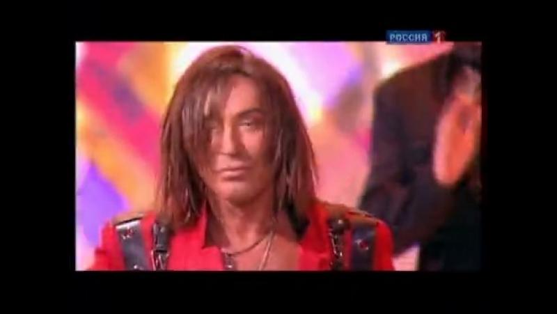 Валерий Леонтьев - Бродяга-аккордеон, Субботний вечер 2010