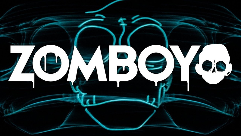 Zomboy - Rebel Bass