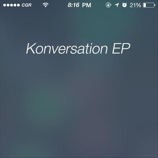 Koncept альбом Konversation