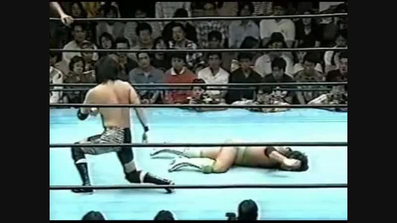1996.09.28 - Toshiaki Kawada/Akira Taue/Yoshinari Ogawa vs. Mitsuharu Misawa/Jun Akiyama/Satoru Asako [JIP]