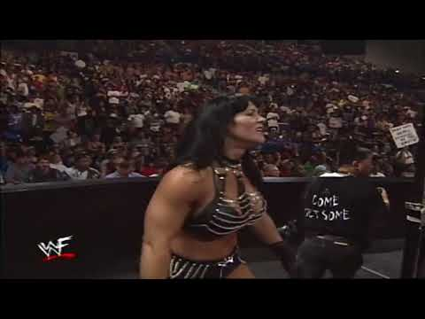 Triple H vs The Rock Raw July 5, 1999 part 2