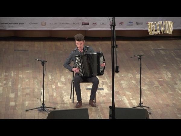 SCARLATTI Sonata in D minor - Rafael Sapukov, bayan / СКАРЛАТТИ Соната ре-минор - Рафаэль Сапуков