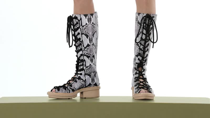 3.1 PHILLIP LIM FOOT MODELS EPISODE 3_ THE BOLD STRONG