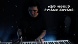 Mad World - Gary Jules (Acoustic Cover by Alexander Semenov)