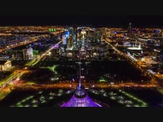 One Night in Astana