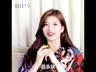 180807 Suzy x Elle Taiwan