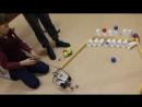 Lego NXT Робот гольфист