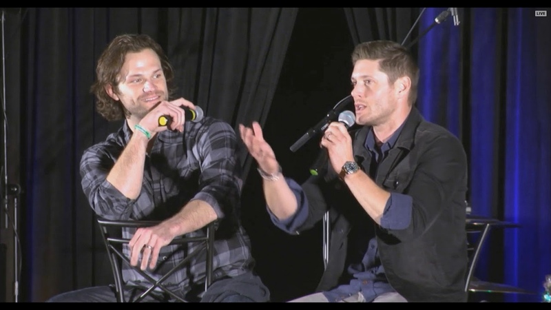 Favourite moments from Jensen and Jared Main Panel JAXCON 2018 | part 2