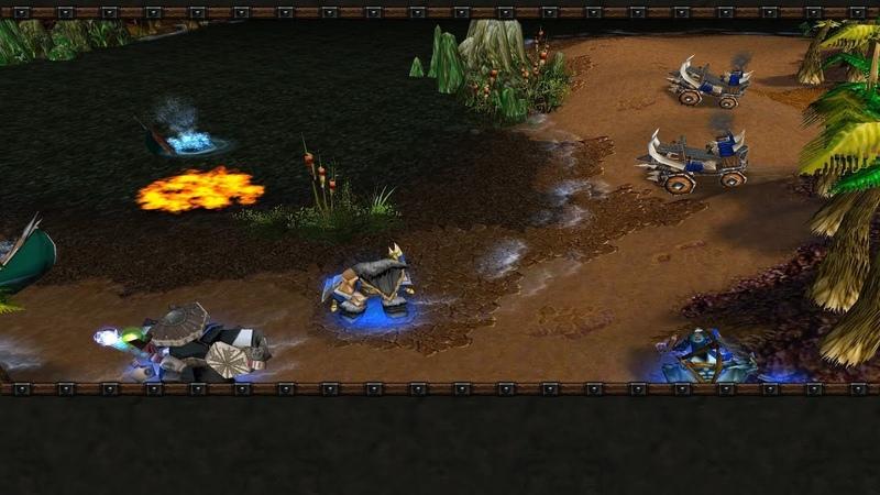 Warcraft III The Frozen Throne ► ПРАУДМУР СБЕЖАЛ ► 31