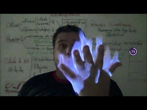 Termoquímica Parte 1 - Introdução detalhada de Cálculo de Entalpia