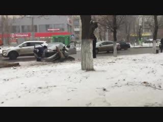 Смертельное ДТП на проспекте Жукова