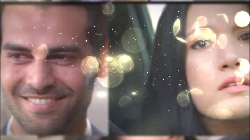 Глаза твои...Hazal Subaşı ve Erkan Meriç