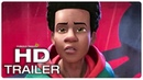 SPIDER MAN INTO THE SPIDER VERSE Characters Trailer NEW 2018 Animated Superhero Movie HD