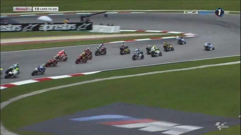 Moto2 2013 - Round15 - Sepang Race HUN
