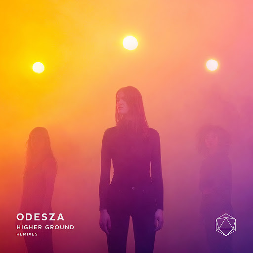 odesza альбом Higher Ground Remixes