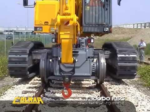 COLMAR - T10000FSC RailRoad Loaders (2005)