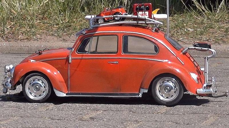 VW Beetle Käfer Rc Car
