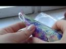 Cиликоновый чехол на телефон L76L3DEG
