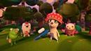 Бобр Добр Вой в лесу 23 серия Мультсериал для детей