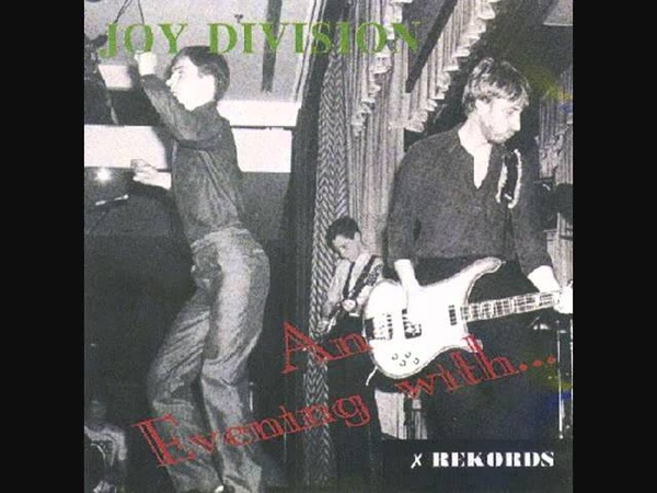 Joy Division - Transmission (Live Paradiso, Amsterdam 1-11-1980)