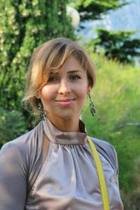 Кристина Марущак