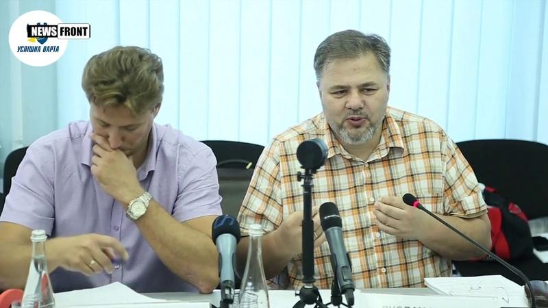 Руслан Коцаба о давлении власти и радикалов на журналистов