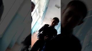 Эвакуация гимназии №26 (18.04.2018)
