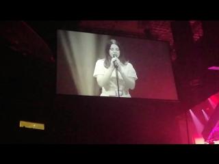 Lana Del Rey – Off To The Races (Live @ «LA To The Moon Tour»: «Palacio Vistalegre»)