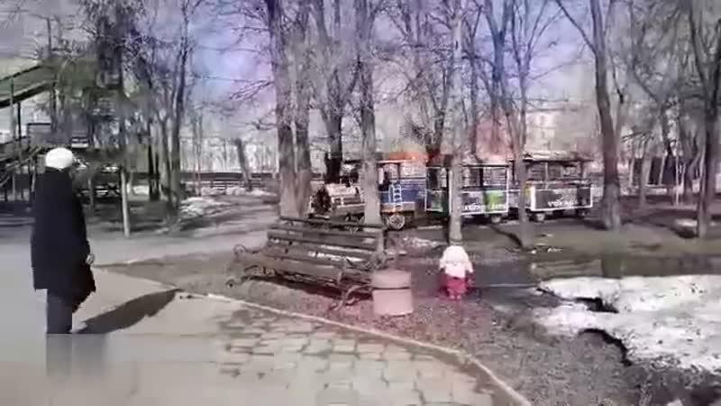 паравозик из Омска