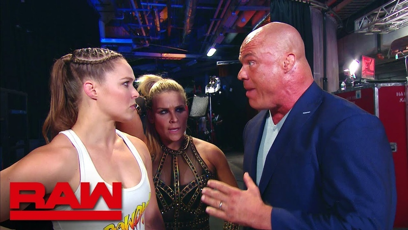 Ronda Rousey will compete on Raw for the first time ever: Raw, July 30, 2018