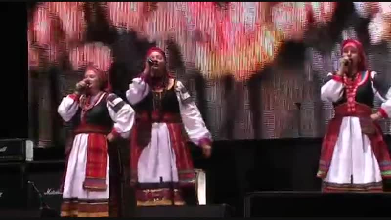 Иван Купала Коляда фестиваль Folkday 10 сентября
