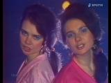 Сестры Базыкины - Чайка над волной (HQ) 1988