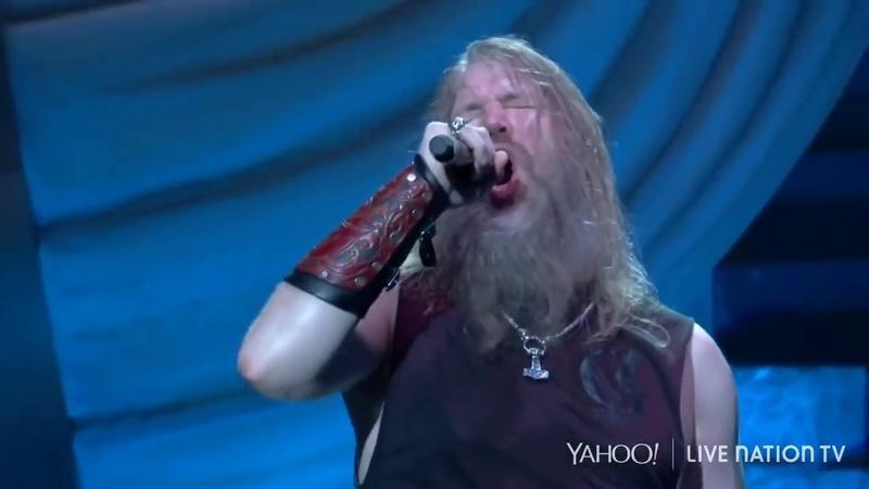AMON AMARTH - One Against All - (Live) - (Pro-Shot) - (HD)