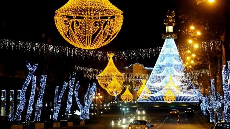 ქართული საშობაო და საახალწლო სიმღერები♥Грузин