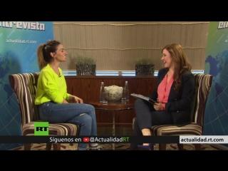 Entrevista de BEBE a Russia Today - 19.04.18