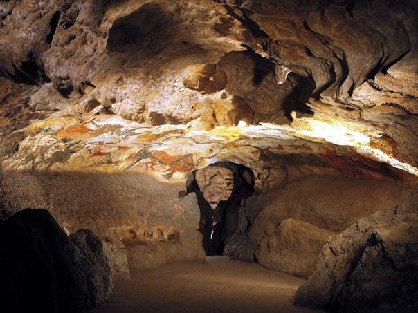 Пещера Ласко - обьект культурного наследия и запретное место Франции