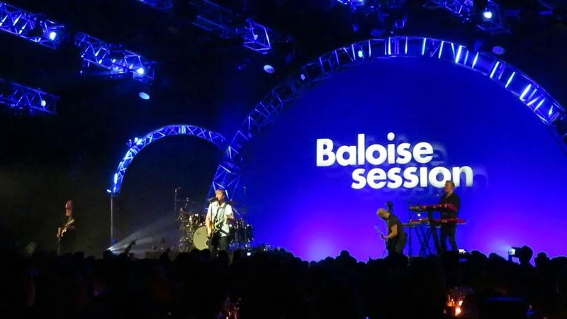 Sunrise Avenue - Forever Yours @Basel