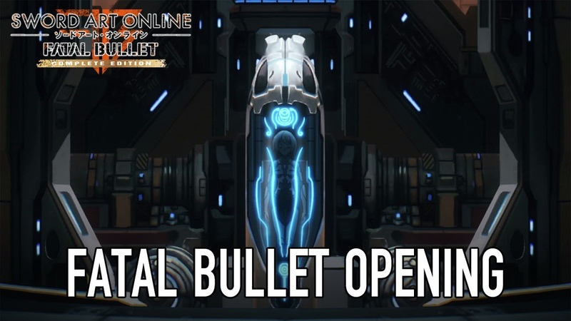 Sword Art Online Fatal Bullet - PS4XB1PC - Expansion Opening