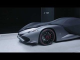 Zagato Iso Rivolta Vision Gran Turismo Concept at Grand Basel 2017