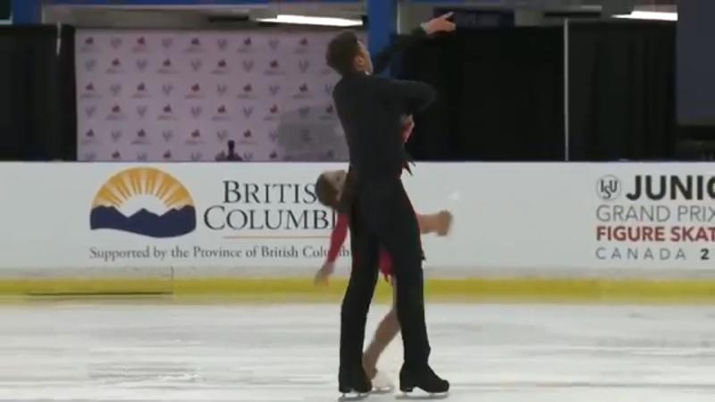 Анастасия Мишина / Александр Галлямов - ПП. Skating Canada 2018