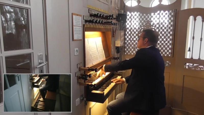 106 1 J S Bach Gottes Zeit ist die allerbeste Zeit BWV 106 Actus Tragicus 1 Sonatina E♭ major Minne Veldman