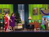 «Уральские пельмени» высмеяли чиновницу Глацких в новогоднем шоу