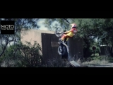 Paintball on Motorcycles Stunt против Trial
