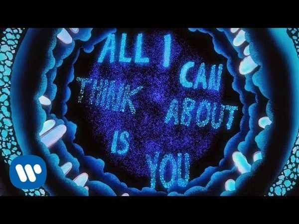 Coldplay - All I Can Think About Is You (Official Lyric Video)