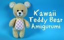 Kawaii Teddy Bear Amigurumi | World Of Amigurumi